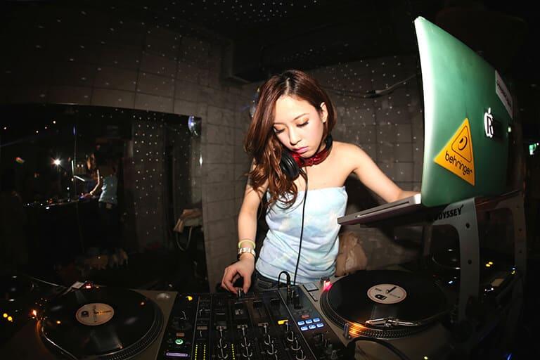 DJの様子